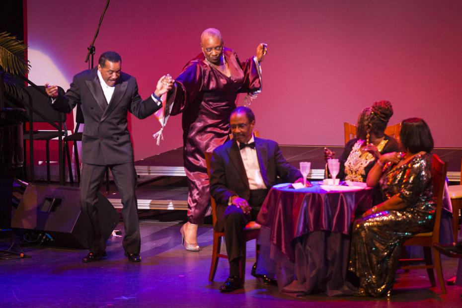 Nbtf 39 Stars 39 Wows With The Power Of Song And Soul Winston Salem Journal National Black