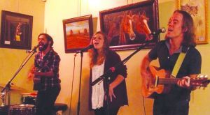 Sonic Creek Parkway: Love & Valor playing at Muddy Creek Saturday
