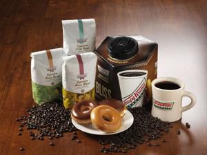 Krispy Kreme Coffee