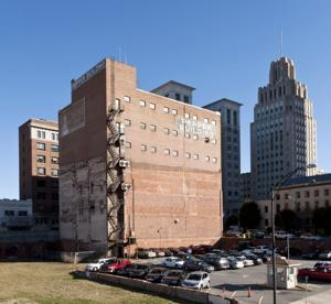 New owner of Pepper Building talks about his project