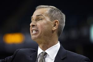 Coach Jeff Bzdelik