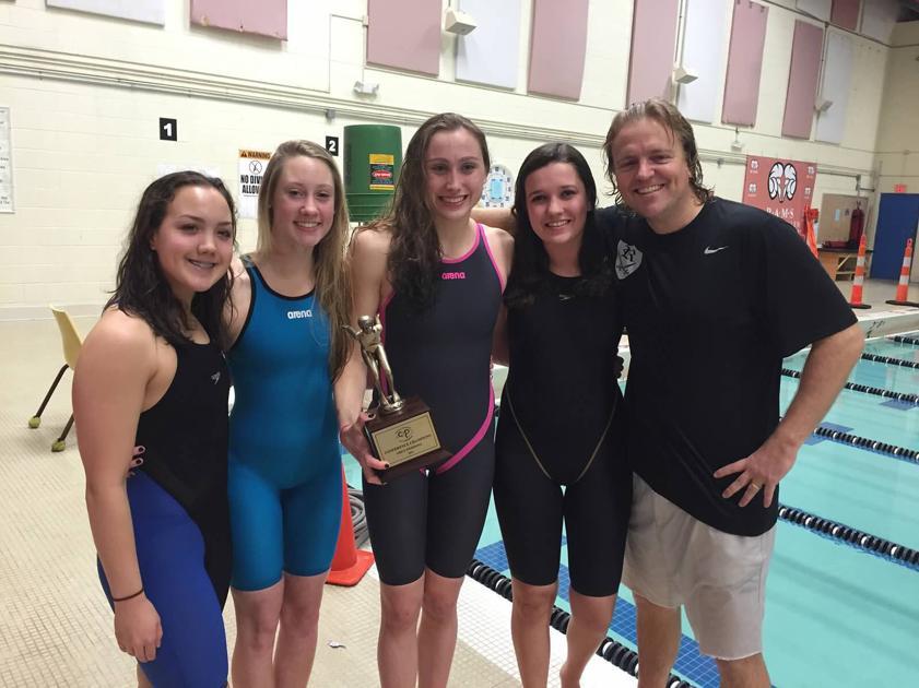 Reagan Girls Swim Team Puts Time In Now For January Winston Salem Journal Swimming
