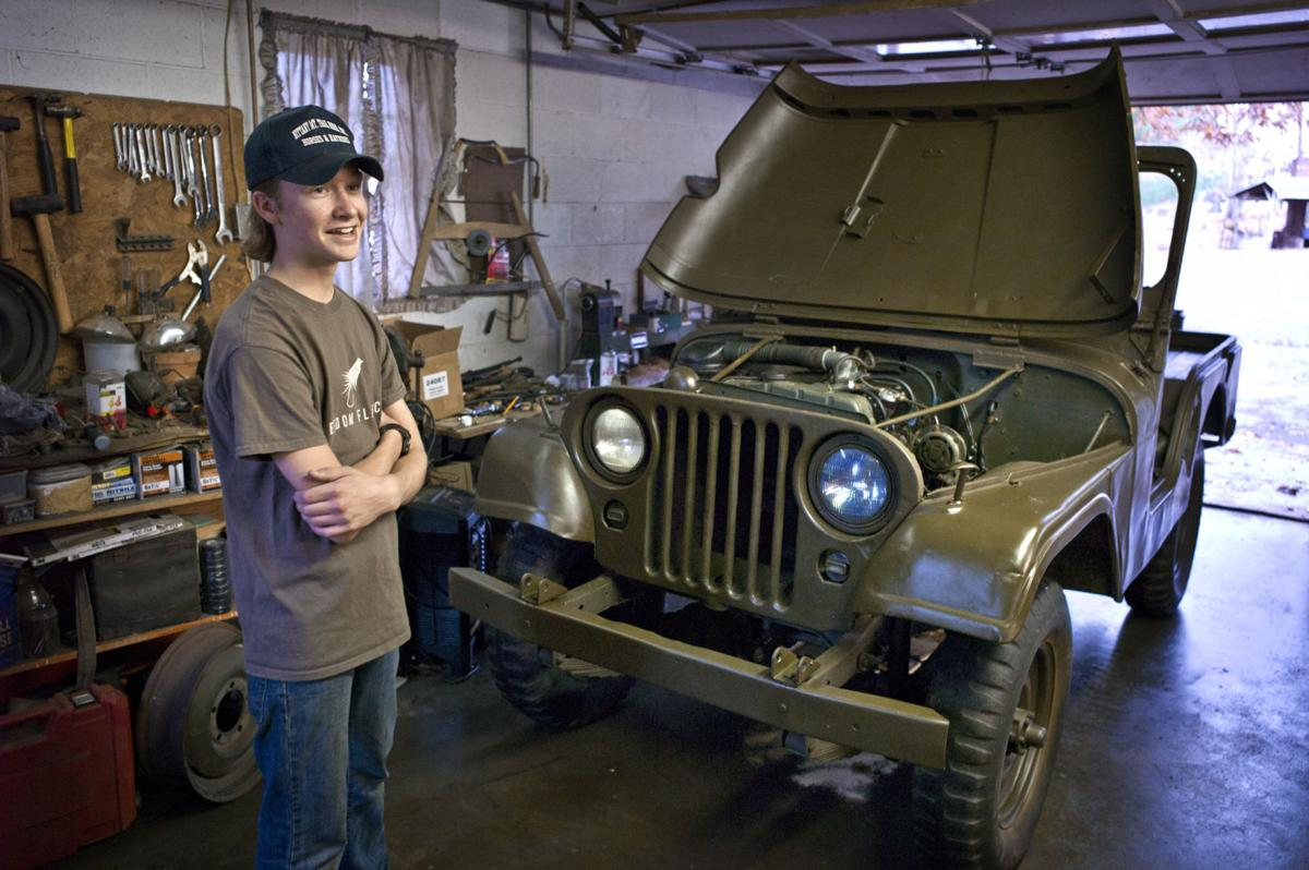 journal west news parade entry includes teenager s restored jeep article af dca d b fdbdcc.