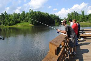 Village point lake could become new fishing hot spot for West point lake fishing
