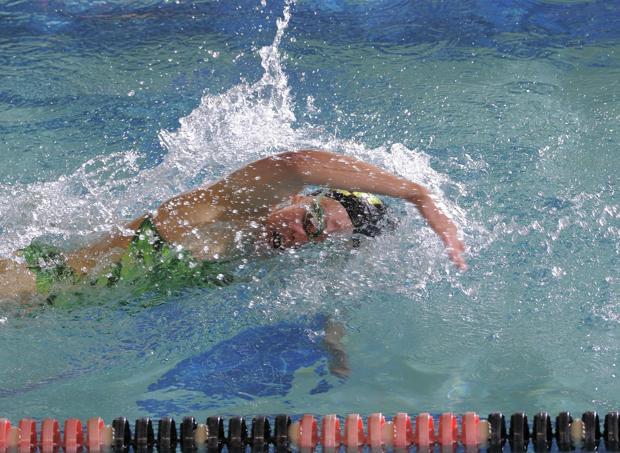 Reagan Wins Cpc Swimming Championship Winston Salem Journal Journalwest