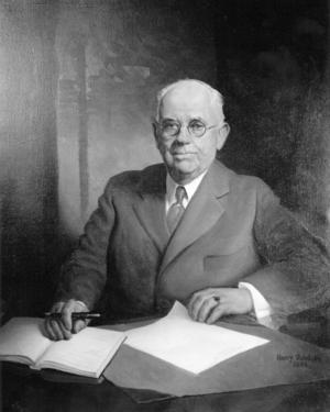 Dr. William Louis Poteat
