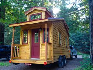 Big ideas inside tiny houses Fire Building