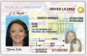 NC to offer 'REAL ID' cards starting May 1