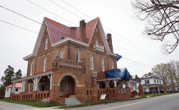Korner S Folly In Need Of A New Roof Local News