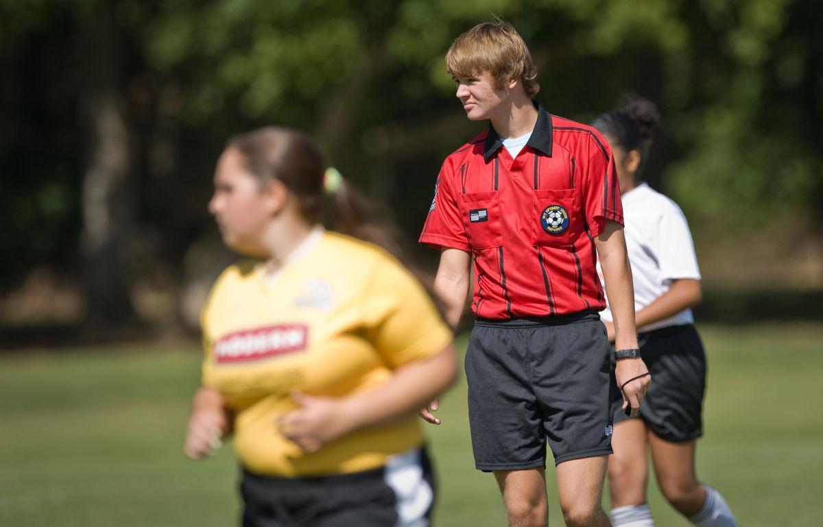 refereeing optimist soccer gives teens shot at part time job refereeing optimist soccer gives teens shot at part time job