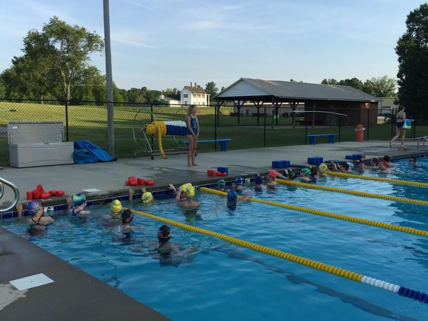 Where It All Begins For Area Swimmers It All Starts With Summer League Winston Salem Journal