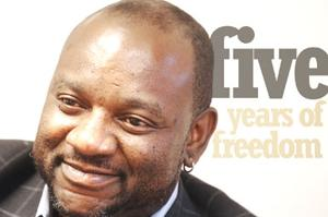 Darryl Hunt reflects on his life since he was released from prison