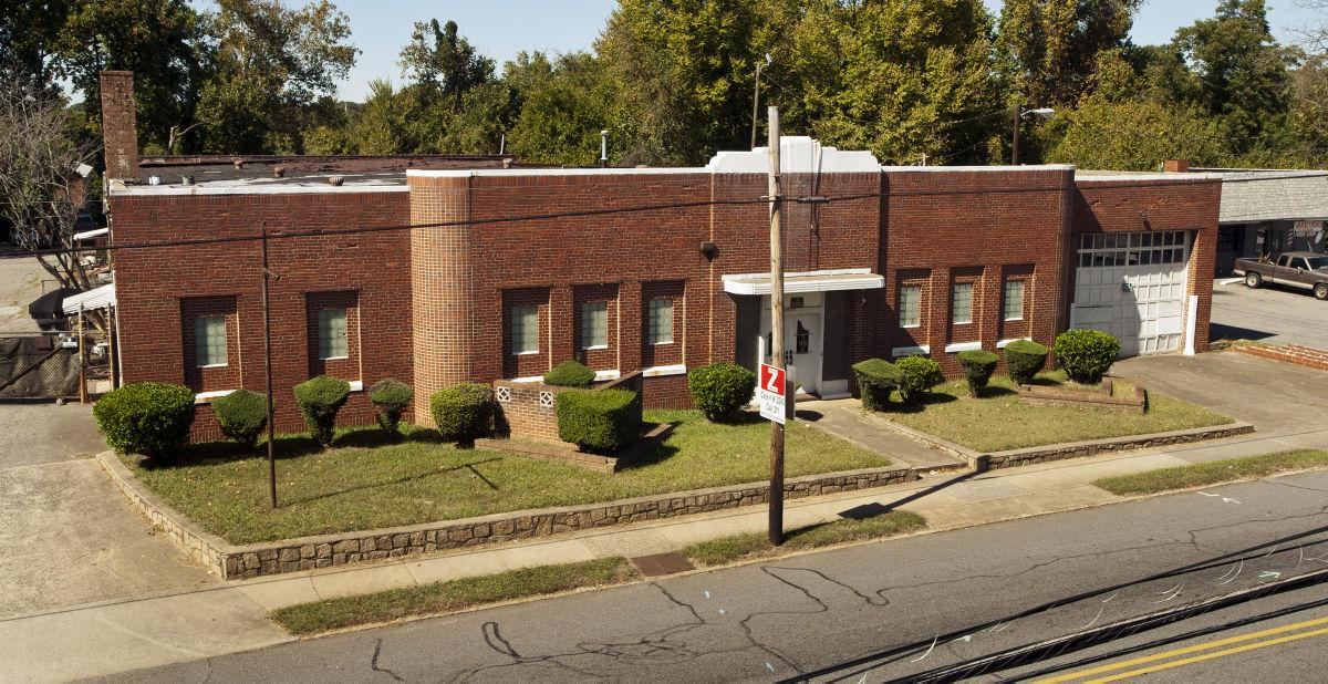 Old forsyth funeral home building may be sold local news for Funeral home building plans