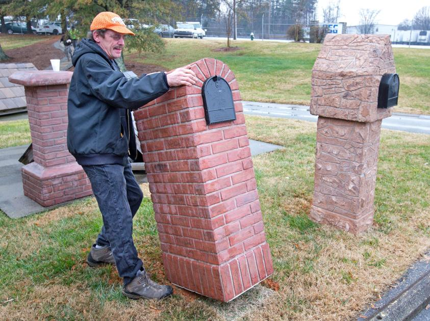 Building A Better Mailbox Winston Salem Journal Local
