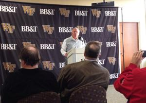 Jim Grobe Press Conference