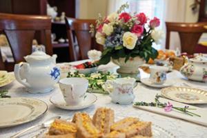 Tea Room In Kernersville