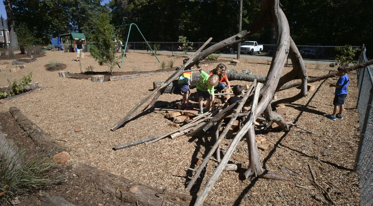 preschool winston salem church builds area where preschoolers can explore 307