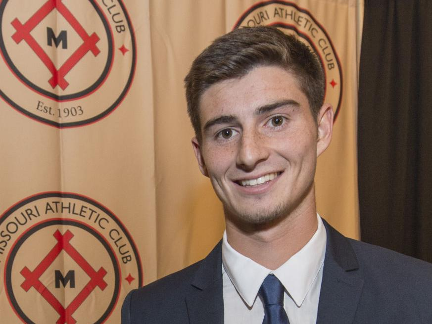 Wake Forest's Harkes recognized as nation's top college soccer player