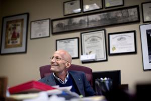 Philanthropist, attorney Bob Cone dies Saturday