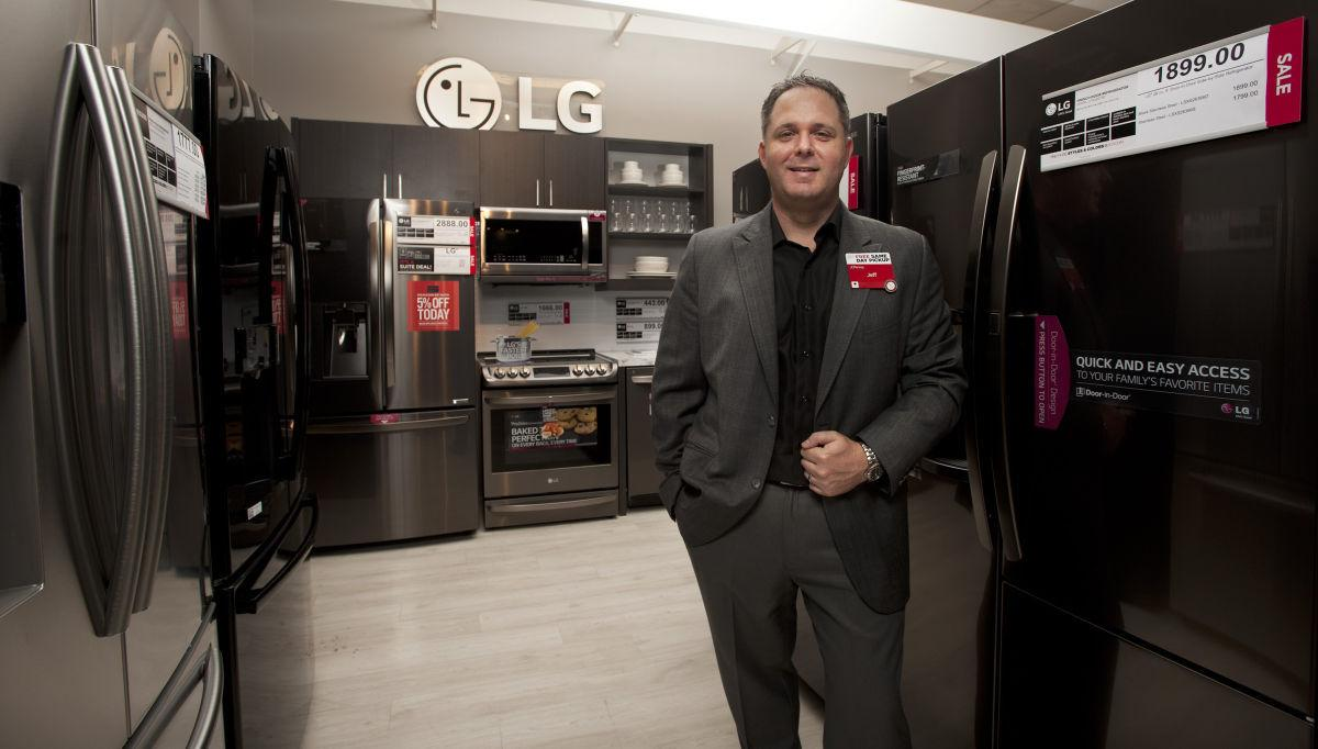 Jcpenney Appliances Kitchen Jc Penney To Sell Refrigerators And Other Major Appliances