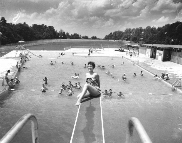 Tanglewood looking back winston salem journal journalwest for Kimberley park swimming pool winston salem nc