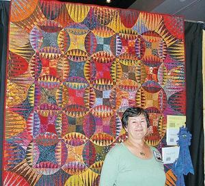 janice earp quilt winner