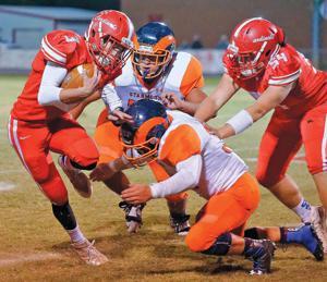 Avoiding tackles