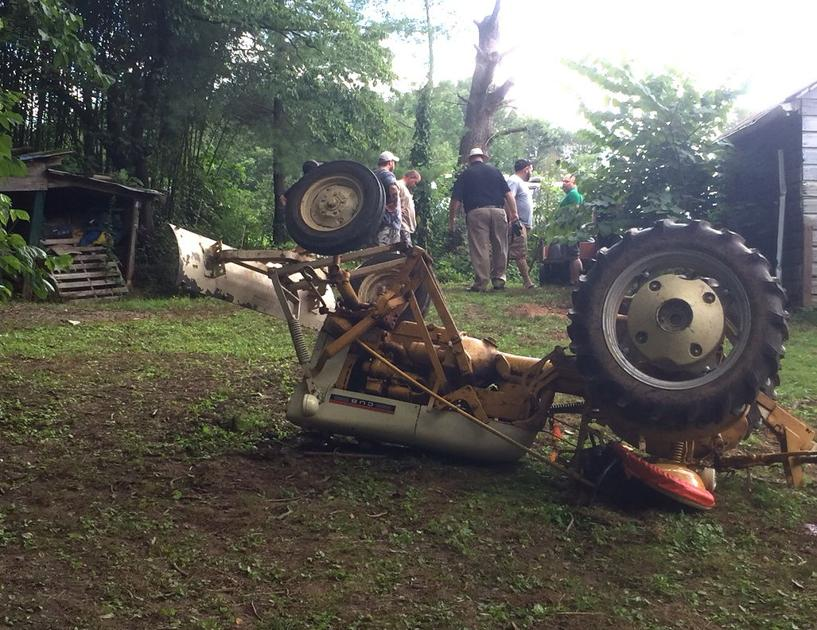 second fatal tractor accident in wilkes within a week occurs friday