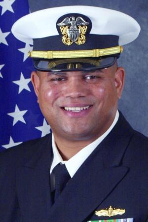 Navy Lt. Commander Curtiss L. Bailey