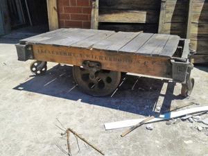 Raw Cart