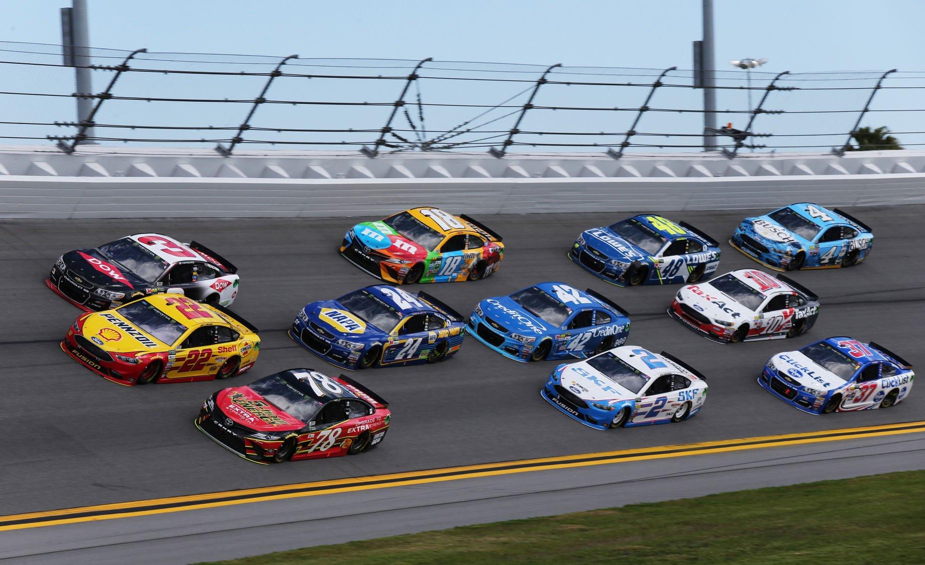 Daytona 500 TV Ratings