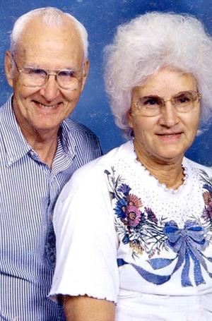 MR. AND MRS. EARNEST JOHNSON