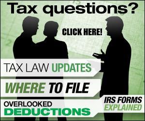 Tax Banner