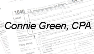 Connie Green, CPA