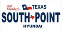 South Point Hyundai logo