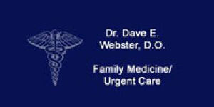 Dr. Dave E Webster, D.O.