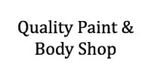 Quality Paint & Body Shop