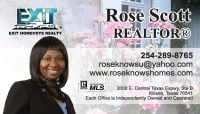 Rose Scott, Exit Homevets Realty