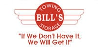 Bills Towing & Storage Inc