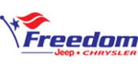 Freedom Jeep Chrysler logo