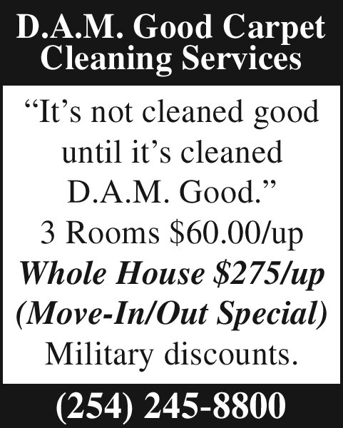 D.A.M. Good Cleaning