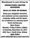 Operations Center Advisors