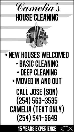 Camelia's House Cleaning