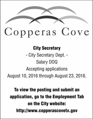 City of Copperas Cove