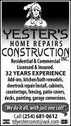 Yesters Home Repair