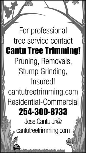 Cantu Tree Trimming