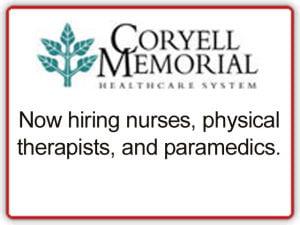 Coryell Memorial