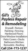 Gil's Payless Repair