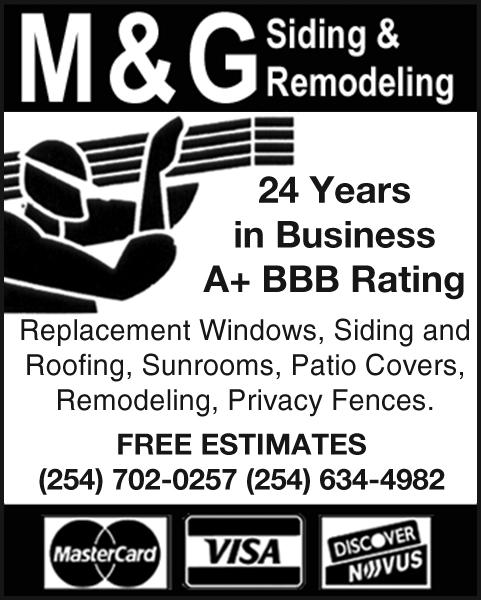 M & G Siding & Remodeling