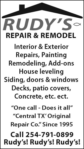 Rudy's Repair & Remodel, LLC